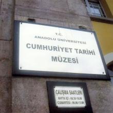 Anadolu Üniversitesi Cumhuriyet Tarihi Müzesi